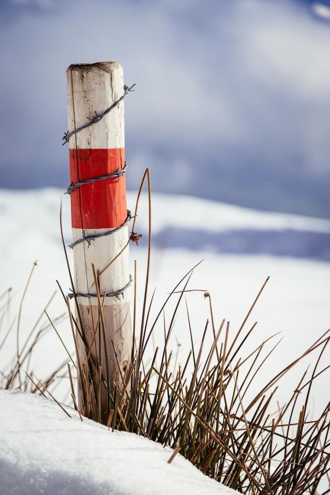 Заснеженные Швейцарские Альпы