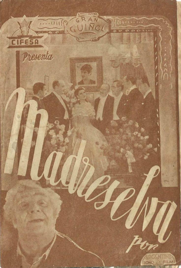"""Madreselva (1938) """"Madreselva"""" de Luis César Amadori - tt0030398"""