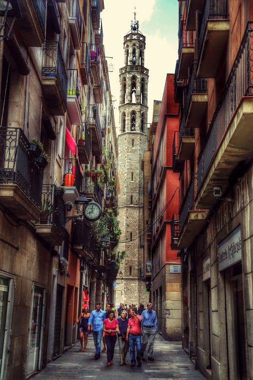 El Born, Barcelona (Jose Antonio: Google+)