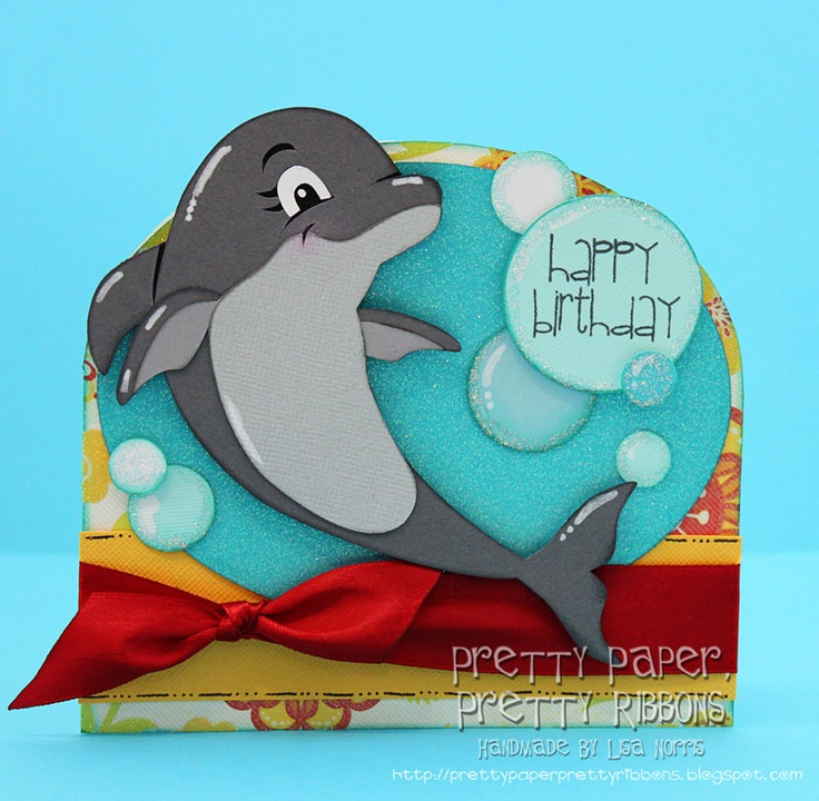 134 best images about Dolphin cards
