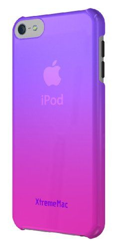 XtremeMac Microshield Fade Case for iPod Touch 5th gen. Pink to Purple, IPT-MFN-33:Amazon:MP3 Players & Accessories