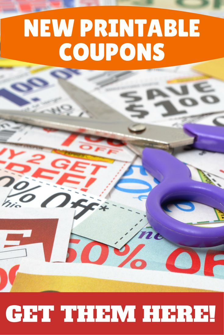 New printable grocery coupons= Kellogg's, Febreze, Tide, more-->