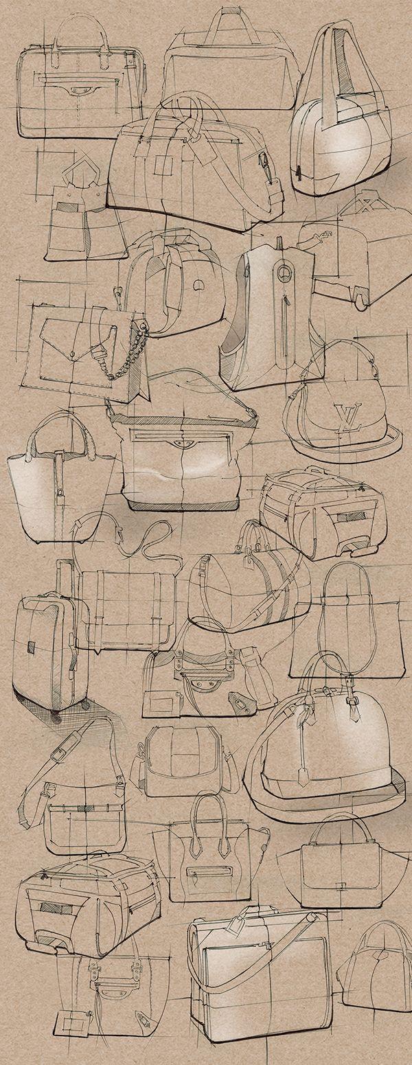 SKETCHBOOK-Sketches on Behance More