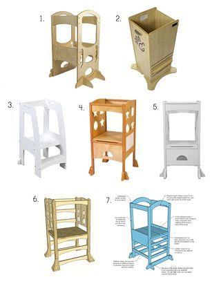 Montessori Learning Towers, Fun Pods and Kids Kitchen Helper...   how we montessori   Bloglovin'