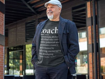 Coach Gift | Shirt from Team | Assistant Coach's Gift | Basketball Coach, Soccer Coach, Football Coach, Baseball Coach, Softball Coaches | Coach Gift | Gift for Coach | Coaching Shirt | Ball Coach's Gift from Team | Basketball Coach, Soccer Coach, Football Coach, Baseball Coach, Softball Coach | Cheer Coach | Academic Coach | Business Coach | Assistant Coach