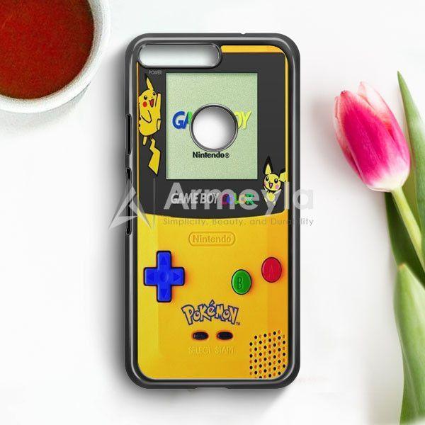 Yellow Gameboy Pokemon Google Pixel XL Case | armeyla.com