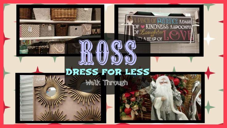 Ross Walk Through | Ross Shop for Less