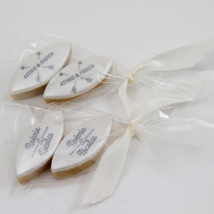 Des calissons d'Aix-en-Provence personnalisés pour vos cadeaux d'invités? Retrouvez-nous sur www.declaration-gourmande.fr