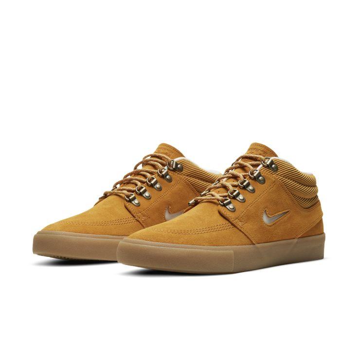 Nike SB Zoom Stefan Janoski Mid Premium Skate Shoe. Nike GB in ...