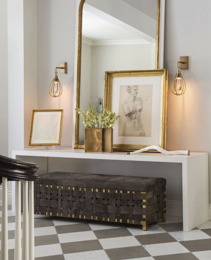 Foyer Table Vignettes : Best entries hallways foyers images on pinterest