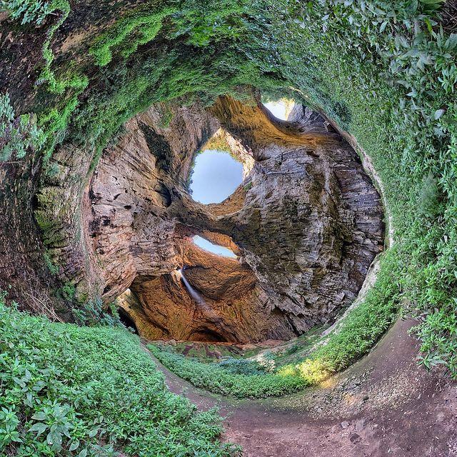 Devetaki cave, Bulgaria