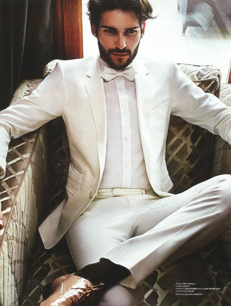 Best 25  White suits ideas on Pinterest | Pant suits, White pant ...