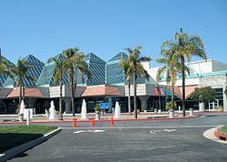 The Santa Clara Convention Center for the quilt show