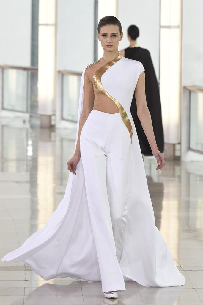 St&#233phane Rolland Couture Spring 2015