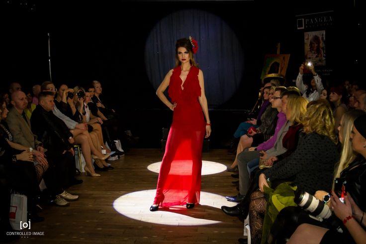 pokaz mody Krajewskich