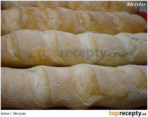 Francouzské bagety