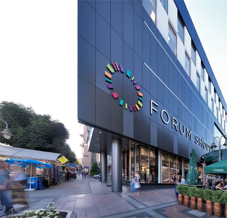 Forum Shopping Center, Niš, 2011 - Chapman Taylor Architetti:The `Forum´ shopping mall project comprises the refurbishment of an existing shopping centre, GBA 10,000m² and an additional new build part, GBA 7,000 m² in the old pedestrian zone of Niš, a city located in southern Serbia.