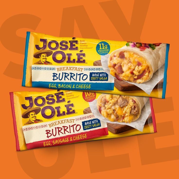start your day with delicious #breakfast #burritos
