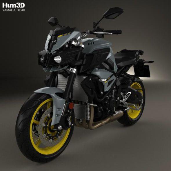 Yamaha Mt 10 2016 Yamaha Mt 10 Motorcycle