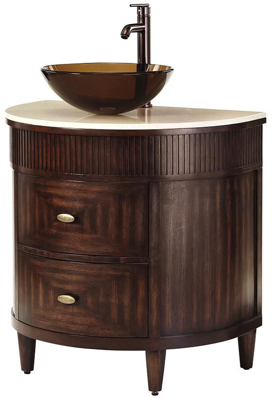 nobby design kohler bathroom sinks and vanities. Home Decorators Collection Fuji 32 in  D Bath Vanity Old Walnut with Marble Top Cream and Brown Glass The Depot 92 best Bathroom Ideas images on Pinterest ideas