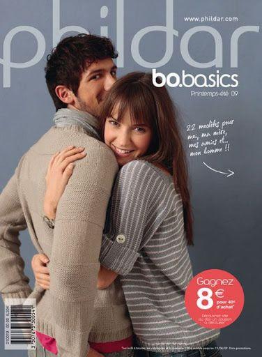 phildar n°19 bo.basics printemps-ete 09 - ok