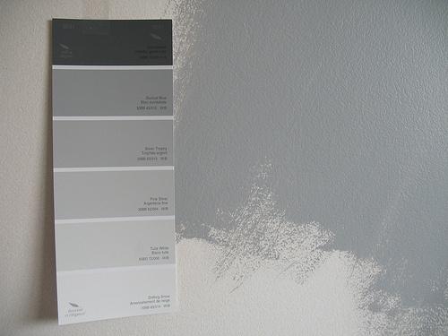 Slate Gray Paint