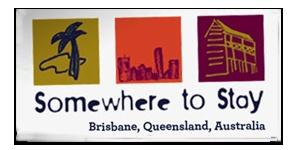 Somewhere to Stay backpackers is where I stay in Brisbane, Australia