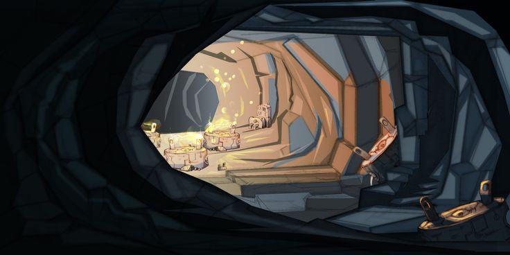 Cave Concept 2 - AC