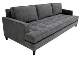 Cobb Sofa   Contemporary, MidCentury  Modern, Traditional, Transitional, Upholstery  Fabric, Wood, Sofas  Sectional by Room