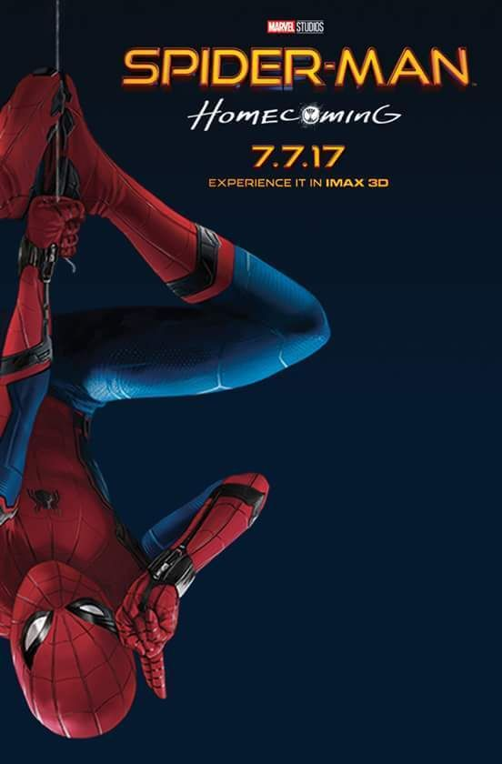 Watch the Official Trailer of Spider-Man: Homecoming starring Tom Holland & Robert Downey Jr.