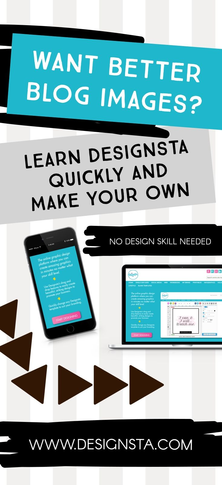 Learn How To Quickly Create Your Own #graphics Using #Designsta, An Online  Graphic #design Tool For #entrepreneurs, #creatives, #business Owners And  ...
