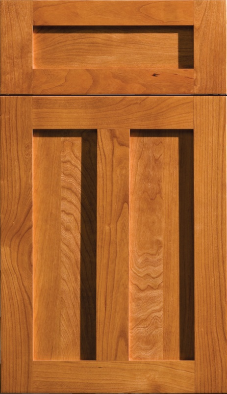 119 best i craftsman style images on pinterest cabinet door dura supremes heritage panel cabinet door style shown in cherry with ginger finish planetlyrics Gallery