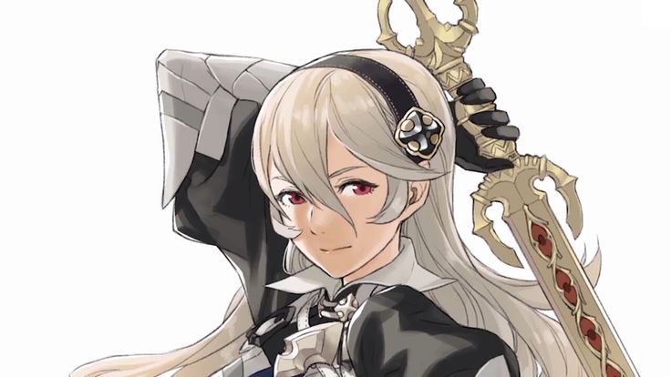 Corrin [Fire Emblem] Discussion - Page 2 09b01bad76dec2357226acba5cee8857