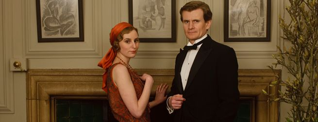 Lady Edith and Michael Gregson ...