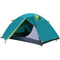 Cheap price YGSDKJ High Threshold Family 3 Person Tent Color Green sale