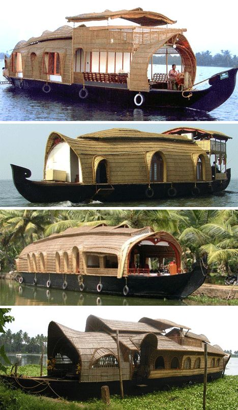 Whatever Floats Your… House: 16 Amazing House Boats