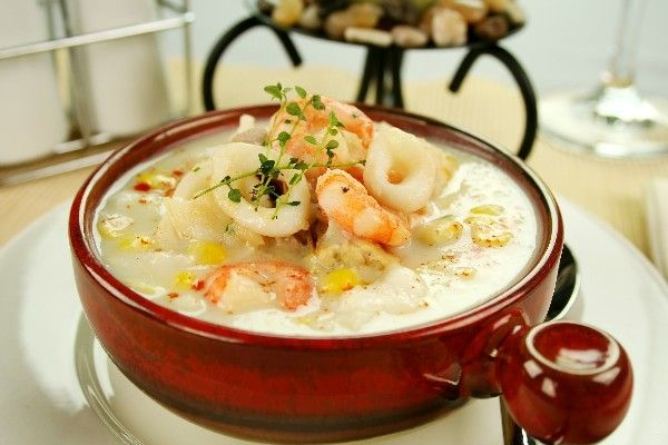 Seafood Chowder | Recipes , Lifestyle