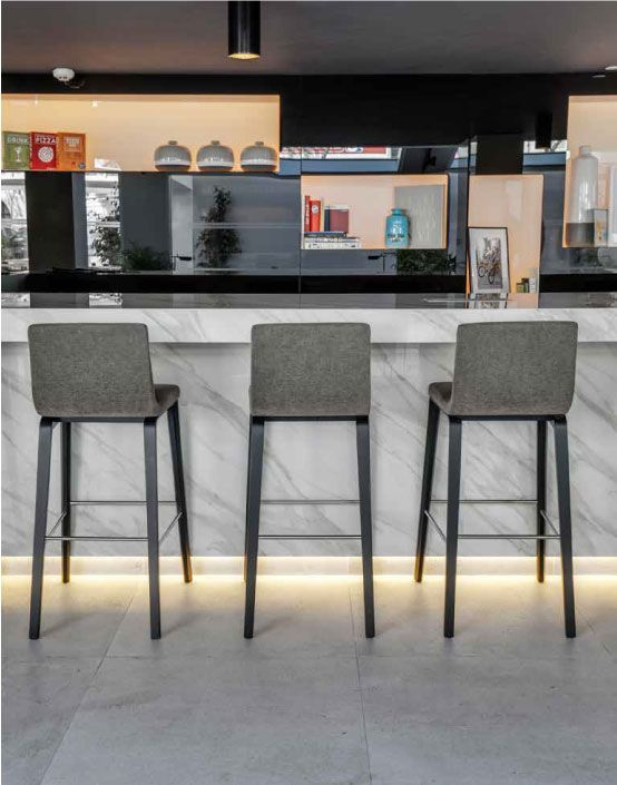Design And Resistance In The Hotel Melia Palma S Restaurant With