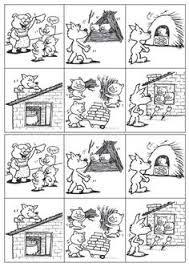 Resultado de imagen para secuencia de imagenes de cuentos tradicionales para ordenar