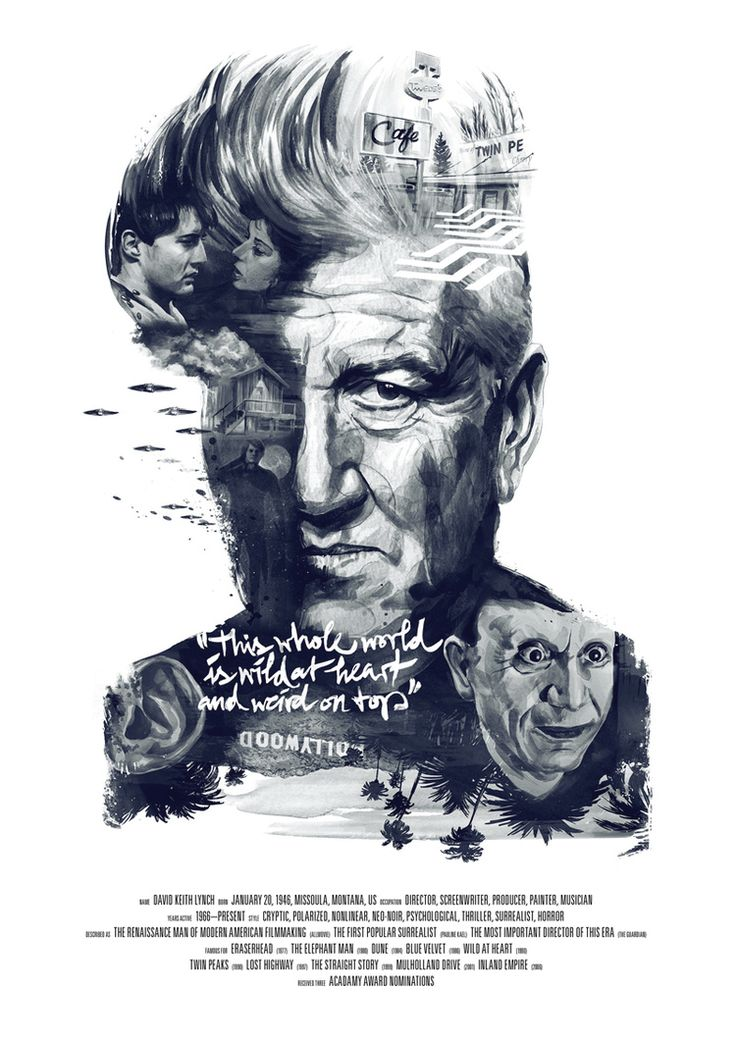 Julian Rentzsch — David Lynch