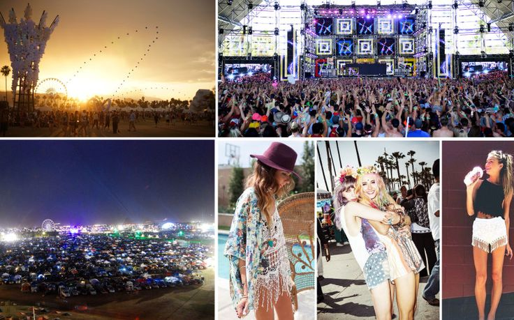 Il Coachella è un festival musicale che si svolge all'Empire Polo Club in Indio, California, dove si esibiscono in concerto numerosi artisti dalla musica elettronica, indie, rock fino a quella alternativa dal 1999 ad oggi. http://www.chicstyle.it/coachella-2015-festival-di-musica-arte-e-moda/