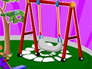 Dollhouse Playground Decor