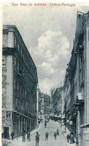 Rua Nova do Almada, lisboa