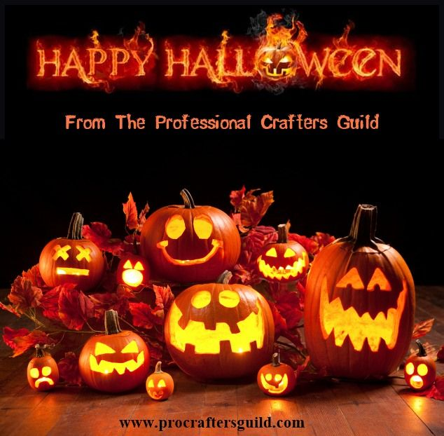 Happy Halloween from the PCG!