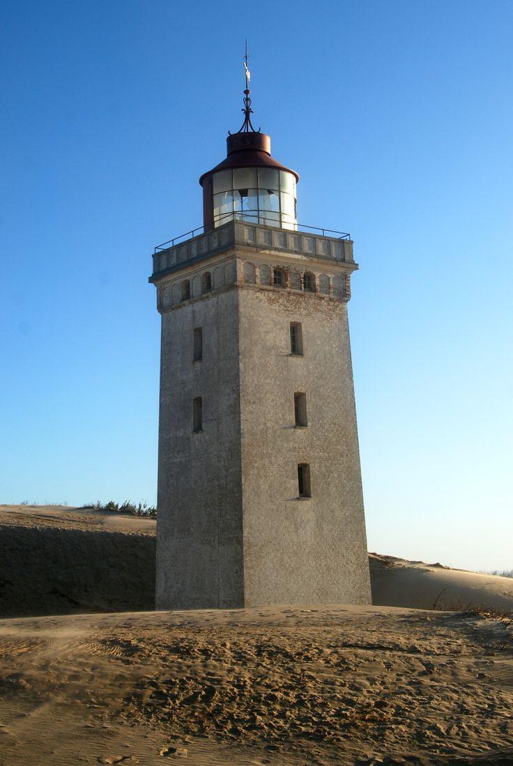 Rubjerg Knude Fyr, Dänemark (1)
