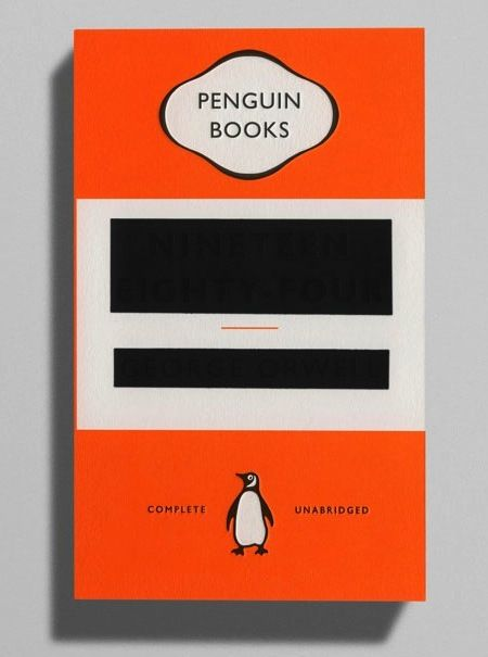 "George Orwell's ""Nineteen Eighty-Four"" by David Pearson"