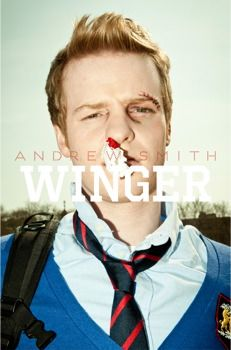 Winger by Andrew Smith. Ryan Dean West is a 14-year-old junior at a boarding school for rich kids. He's living in Opportunity Hall, the dorm for troublemakers, and rooming with the biggest bully on the rugby team. And he's madly in love with his best friend Annie, who thinks of him as a little boy. With the help of his sense of humor, rugby buddies, and his penchant for doodling comics, Ryan Dean manages to survive life's complications and even find some happiness along the way.