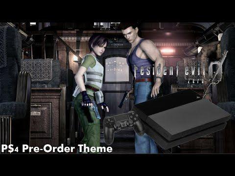 Resident Evil Zero HD PS4 Pre-Order Theme Preview