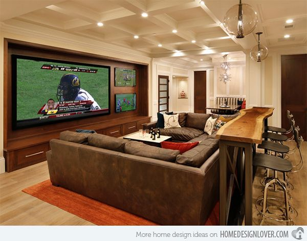 Media Room Design 295 best basements, man caves & rec rooms images on pinterest