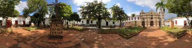 Santa Fe de Antioquia, ciudad colonial.